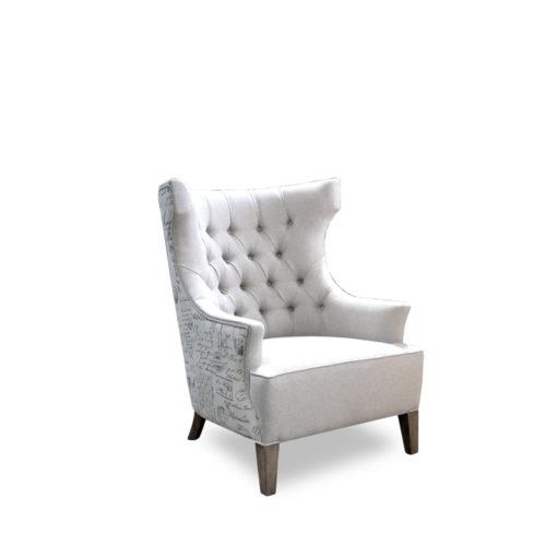 Farmington Wing Chair  CAM-007