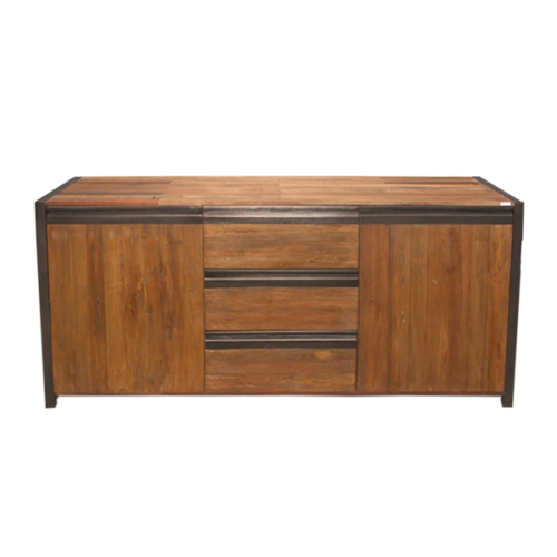 Buffet 2 Door 3 drawers  KLE-016