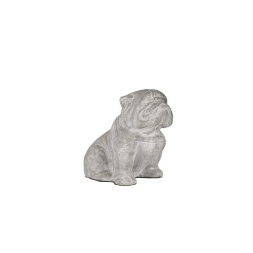 Sitting Bulldog S  LJP-023