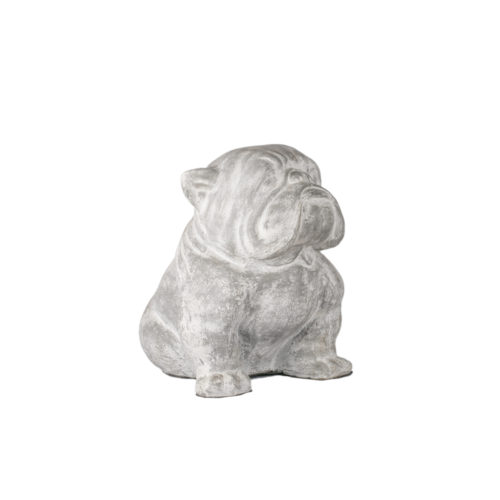 Sitting Bulldog M  LJP-024