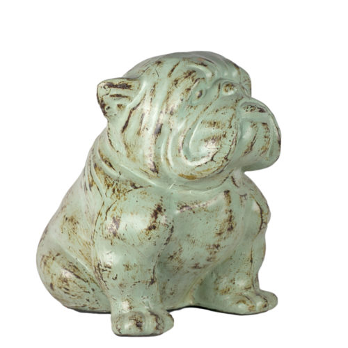 Sitting Bulldog M  LJP-026