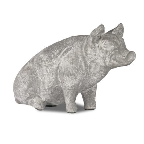 Sitting Pig  LJP-028