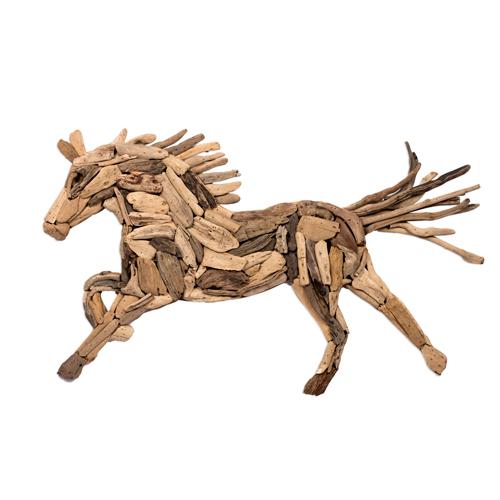 Horse  LSU-008