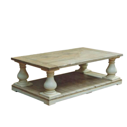 Ellena Coffe Table Big Leg   DAB-017