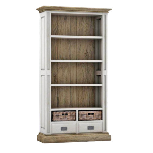 Ellena Book Case 4 Drws   DAB-033