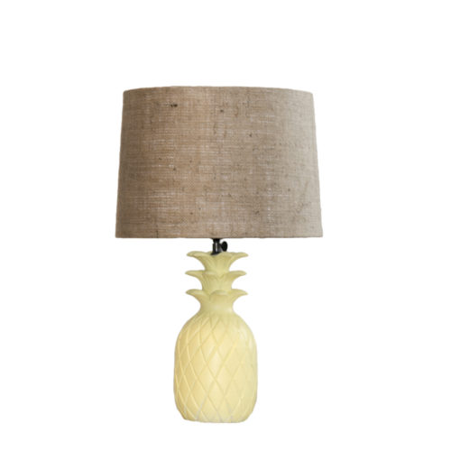 Pineapple Table Lamp  GLV-136