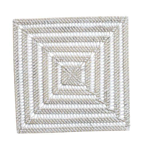 Square Krawang Placemat  MSP-001