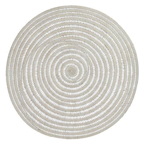 Round Krawang Wall Deco L  MSP-019