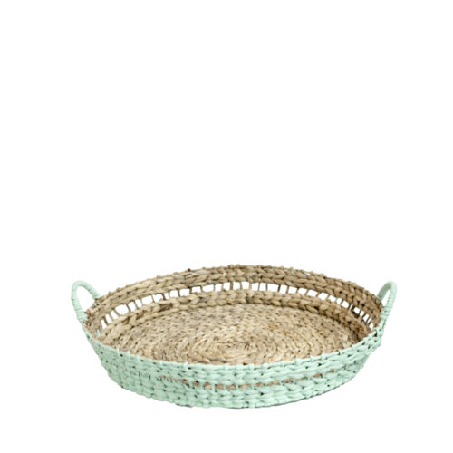 Round Water Hyacinth S  MSP-074