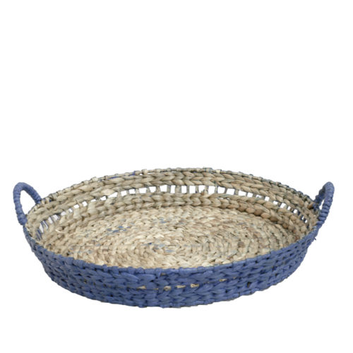 Round Water Hyacinth L  MSP-079