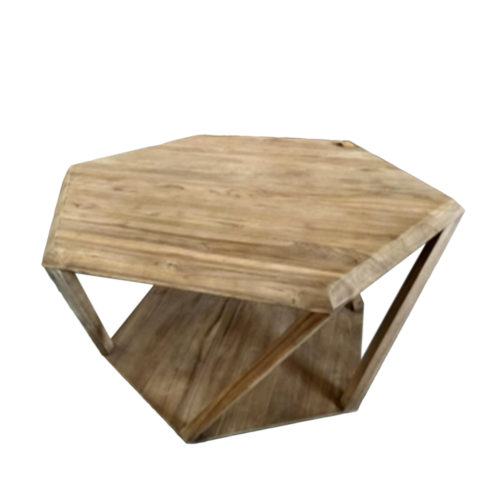 CT HEXAGONAL teak ALLURE  RDD-006