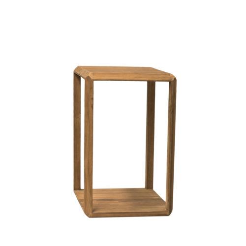 Planstand teak wood BEVEL  RDD-008