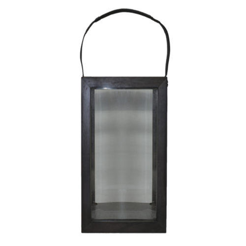 Lantern Art Teak L  KRM-008