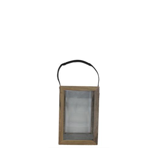 Lantern Art Teak S  KRM-009