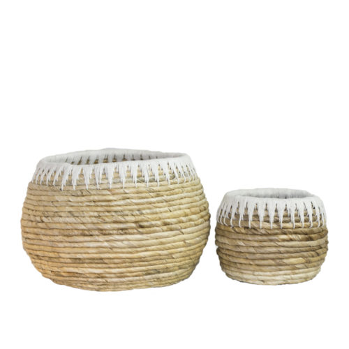 basket Round Bowl List  TPP-008-NM