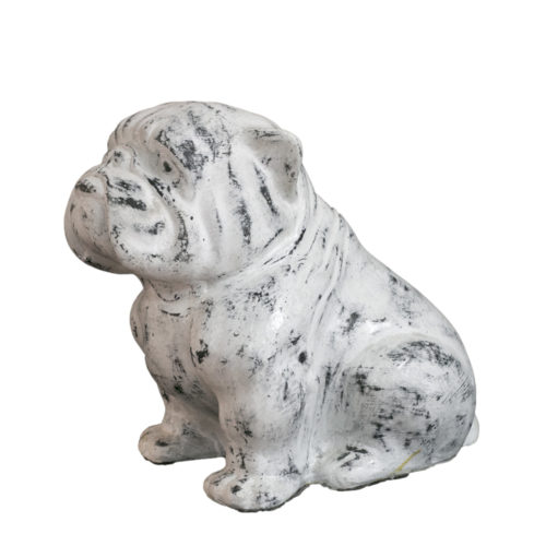 Sitting Bulldog M  LJP-118