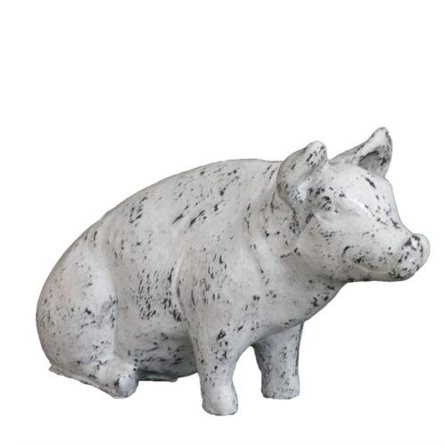 Sitting Pig  LJP-119