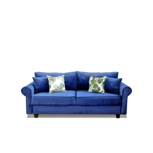 Sofa Nihiwatu 3 seaters legacy blue  LVE-002