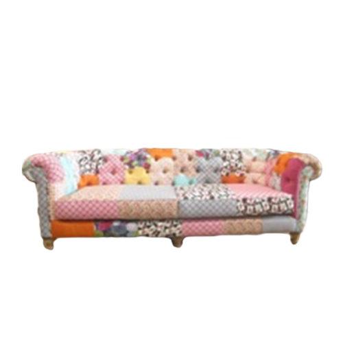 Sofa Patchwork 3's  GLV-007