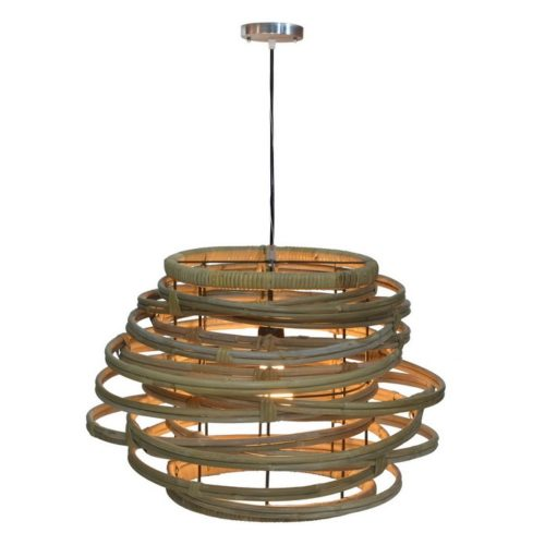 Twister Kubu Hanging Lamp (S)  JTB-009