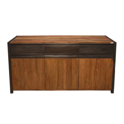 Buffet 3 doors 3 drawers  KLE-017
