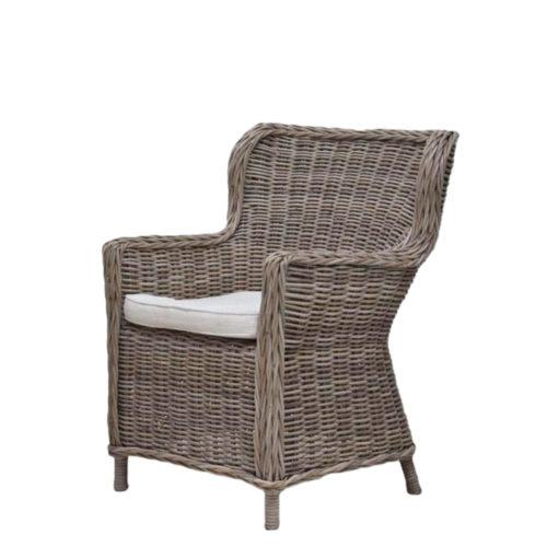 Aimann Kubu Arm Chair   DAB-003