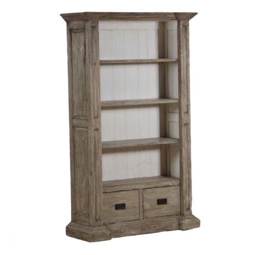 Ellena Book Case 2 Drws   DAB-028