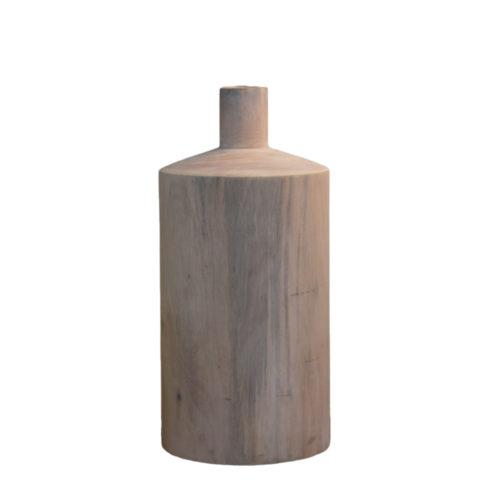 Wide Mouth Jug Vase  GLV-074
