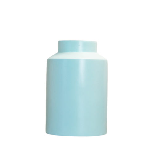 Wide Mouth Jug Vase  GLV-075