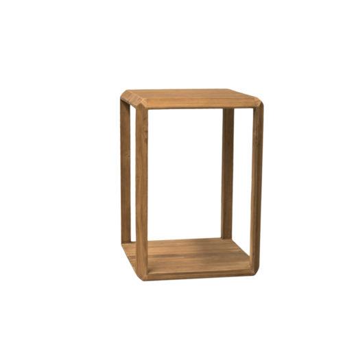 Planstand teak wood BEVEL  RDD-007