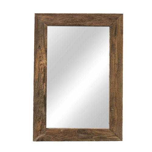 "Very rustic mirror 200 x 100 ""Teak""  IMP-010"