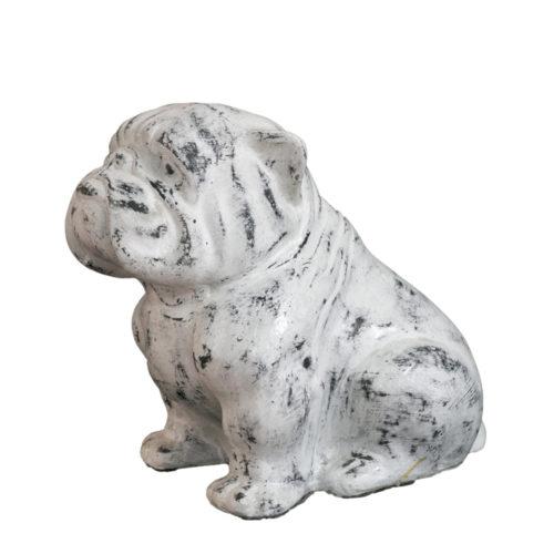 Sitting Bulldog M  LJP-118
