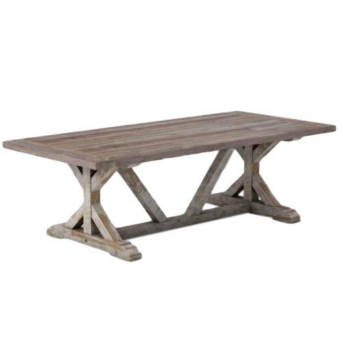 Cross  Leg Table 300   DAB-043